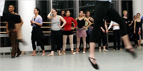 Consider, ballet class for adult beginner