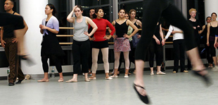 Adult Ballet Classes in St. Louis