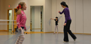 New Ballet Studio Opens in Crestwood
