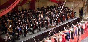 St. Louis Symphony & Circus Flora