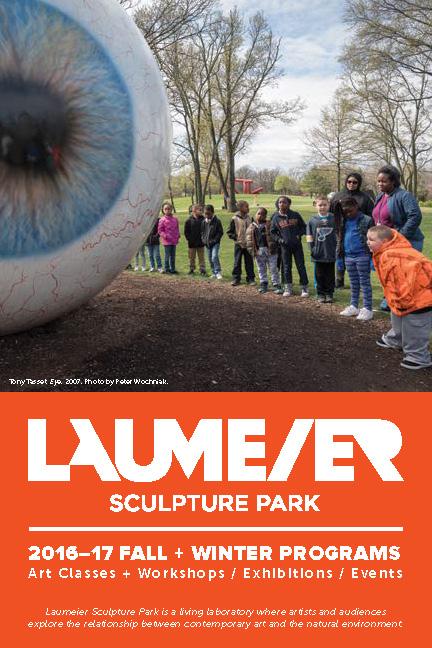 LaumeierSculptureParkFallWinterPrograms